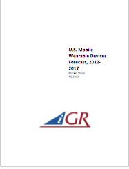 U.S. Mobile Wearable Devices Forecast, 2012-2017preview image