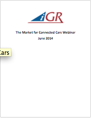 Recording of The Market for Connected Cars Webinarpreview image