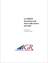 U.S. Mobile Consumers and Churn: Who churns and why?preview image