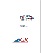 U.S. Wi-Fi Offload Traffic Forecast, 2014-2019: Uh-oh 5G!preview image