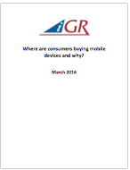 Recording of Where are Consumers buying Mobile Devices? Webinarpreview image