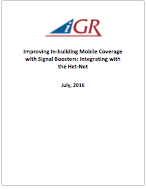 Recording of Improving In-building Mobile Coverage with Signal Boosters Webinarpreview image