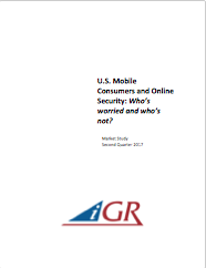 U.S. Mobile Consumers and Online Security: Who's concerned and who's not?preview image