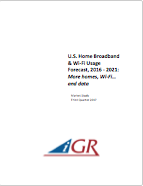 U.S. Home Broadband & Wi-Fi Usage Forecast, 2016-2021: More homes, Wi-Fi... and datapreview image
