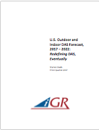 U.S. Outdoor and Indoor DAS Forecast, 2017-2022: Redefining DAS, Eventuallypreview image