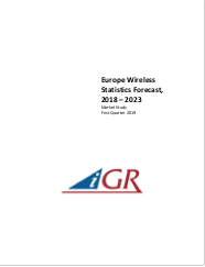 Europe Wireless Statistics Forecast, 2018-2023preview image