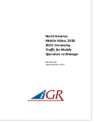 North America Mobile Video, 2018-2023: Increasing Traffic for Mobile Operators to Managepreview image