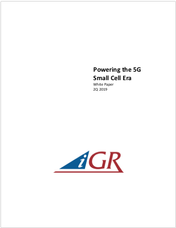 Powering the 5G Small Cell Erapreview image