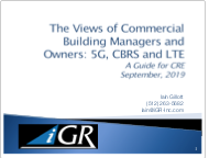 The Views of Commercial Building Managers and Owners: 5G, CBRS and LTEpreview image