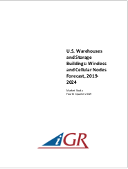 U.S. Warehouses and Storage Buildings: Wireless and Cellular Nodes Forecast, 2019-2024 preview image