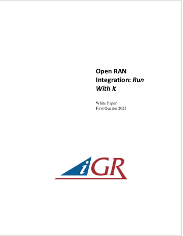 Open RAN Integration: Run With Itpreview image