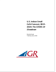 U.S. Indoor Small Cells Forecast, 2019-2024: The COVID-19 Slowdownpreview image